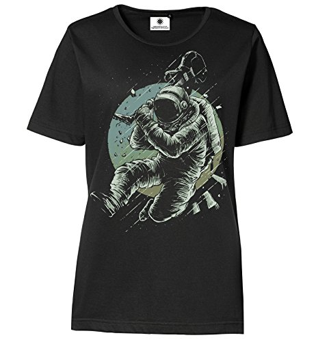 Customized by S.O.S Camiseta para mujer No Music