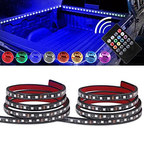 VANJING RGB LED Truck Bed Light