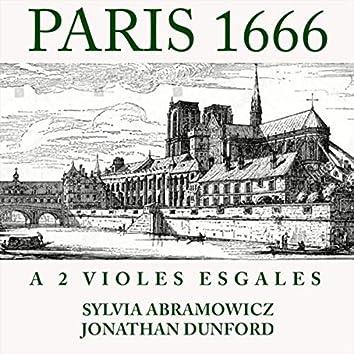 Paris, 1666