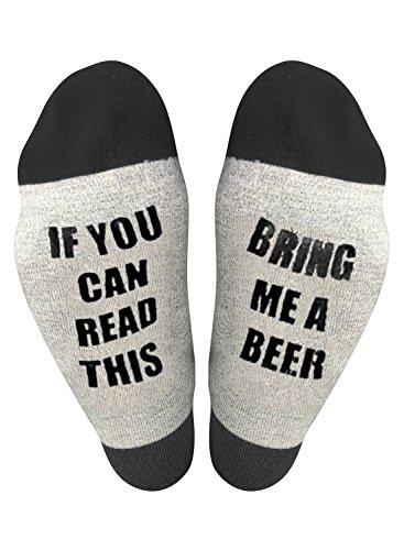 Calcetines con frase originales