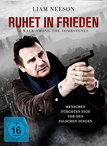 Ruhet in Frieden - A Walk among the Tombstones - Mediabook / Cover B (Blu-ray+DVD)