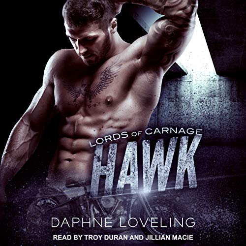 Hawk audiobook cover art
