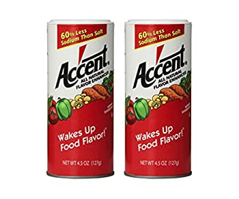Best accent msg Reviews