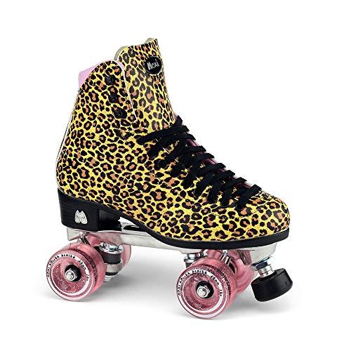 Moxi Skates Damen Rollschuhe Ivy Jungle, Damen, Size 4
