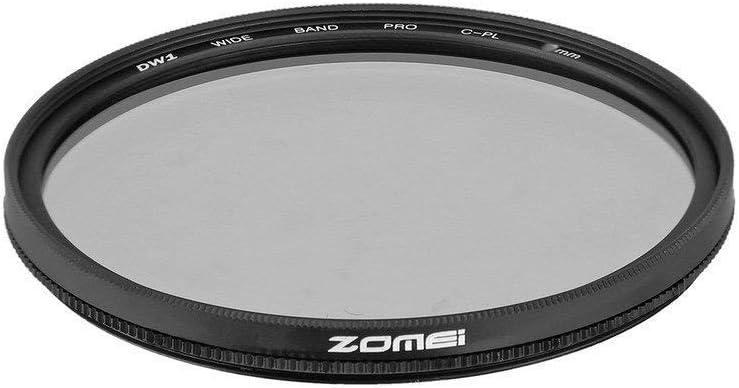 Zomei 77mm Ultra Slim AGC Optical Glass PRO CPL Circular Polarizing Polarizer Lens Filter