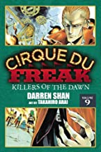 Cirque Du Freak: The Manga, Vol. 9: Killers of the Dawn