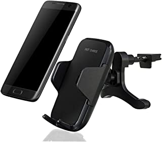 Air Vent Car Mount Wireless Charger - 2 in 1 Wireless Car Mount - WC021