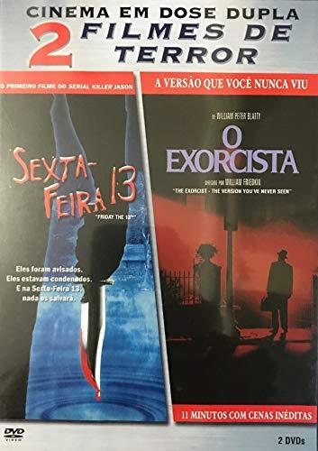 Cinema em dose dupla, 2 Filmes de terror Sexta Feira 13 e O Exorcista