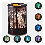 Best Wax Warmers - Hituiter Wax Warmer Oil lamp with 7 Colors Review
