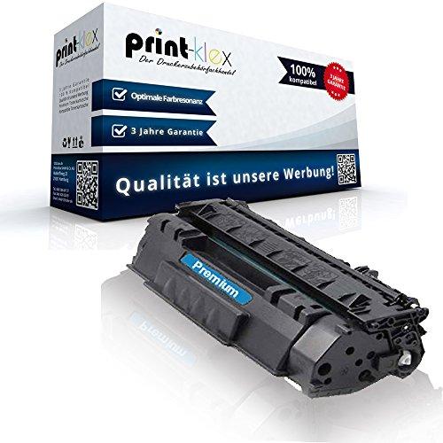 Print-Klex kompatibler XXL Toner für HP Laserjet P2014 P2014N P2015 D DN N X P2015D P2015DN P2015N P2015X M2727 NF NFS MFP M2727NF M2727NFS M2727MFP HP53A Q7553A