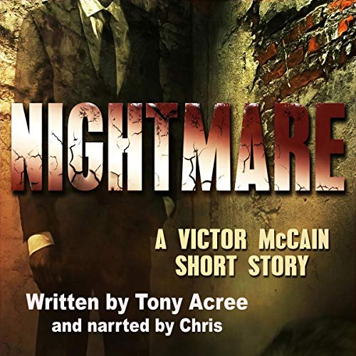 Couverture de Nightmare: A Victor McCain Short Story