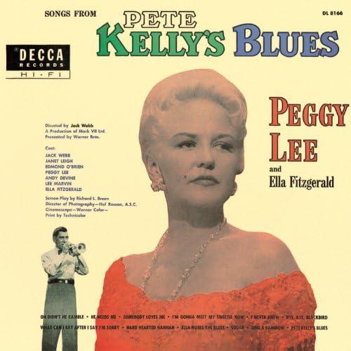 Ella Fitzgerald & Peggy Lee