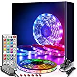Upgraded 6M LED Strip Lights with Remote Music Sync LED Lights for Bedroom
