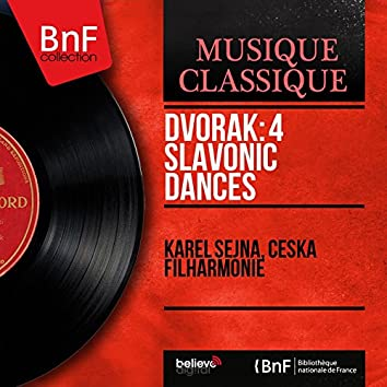 Dvořák: 4 Slavonic Dances (Mono Version)