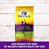 Wellness Natural Pet Food Complete Health Grain Free Canned Cat Food, Kitten Formula, 3 Ounces (Pack of 24), Chicken
