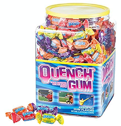 Quench Gum Tub-O-Quench, 49 Ounce (Pack of 1)