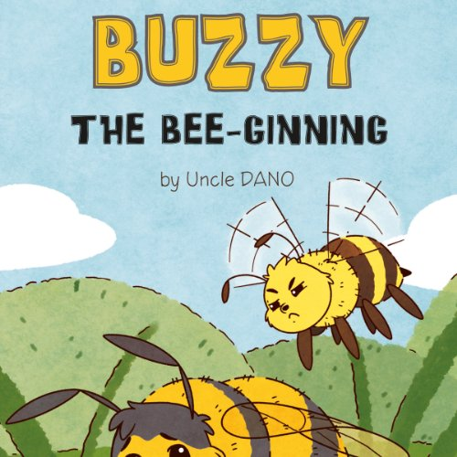 Buzzy the Bee-ginning cover art