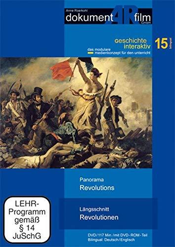 Längsschnitt Revolutionen / Panorama Revolutions, 1 DVD