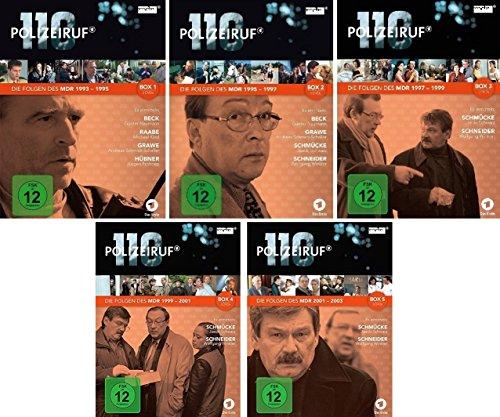 MDR-Box 1-5 (15 DVDs)
