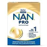 Nestlé NAN PRO 1 Infant Formula Powder (Upto 6 months), Stage 1-400g Bag-In-Box Pack