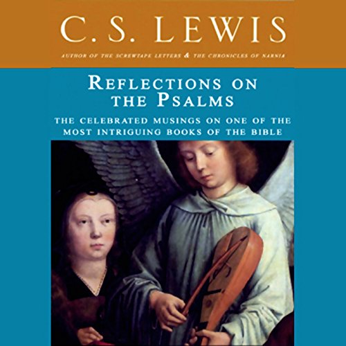 Reflections on the Psalms cover art