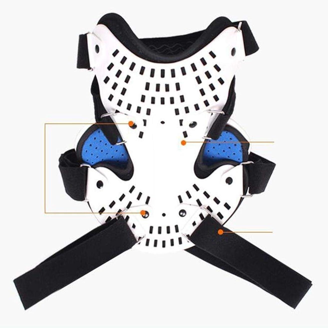 優しさ勇者横首のマッサージャー、首の牽引装置 - 首と肩の痛みを軽減 - 担架首/家族は脊椎矯正を向上させます