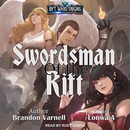 Swordsman of the Rift cover art