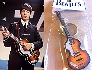 Llavero de bajo de guitarra Hofner 500/1 Lefty Paul Mccartney The Beatles