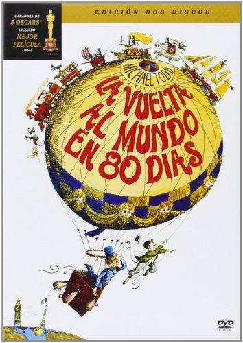 Vuelta Al Mundo En 80 Dias Edicion Especial [DVD]