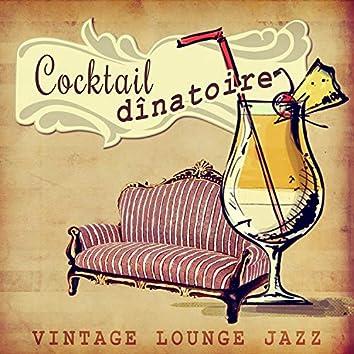 Cocktail dînatoire - Vintage lounge jazz & Cool jazz musique, Bossanova style, Piano bar musique de France, Musique d'ambiance