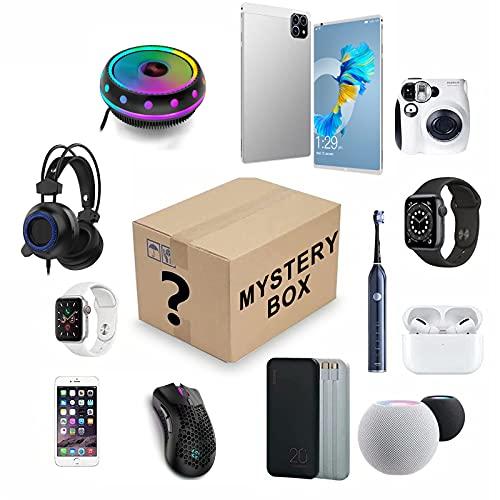Random Electronic Product Box, Mystery Box Electronic, Boîte Surprise, Beau Cadeau : Téléphones Mobiles, Montres Intelligentes