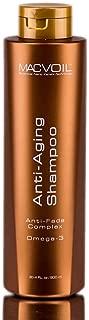 Silkology MACVOIL Anti-Aging Moisturizing Shampoo -Size 30.4 oz
