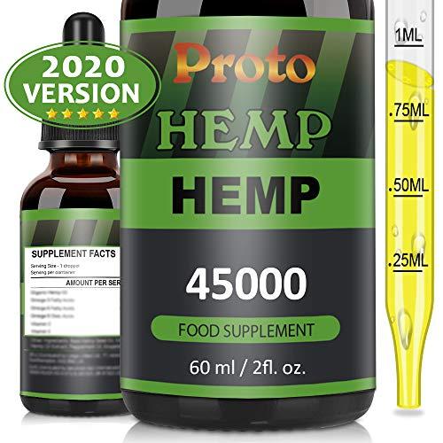 PROTO| 60ML Hanfsamenöl | Naturprodukt...