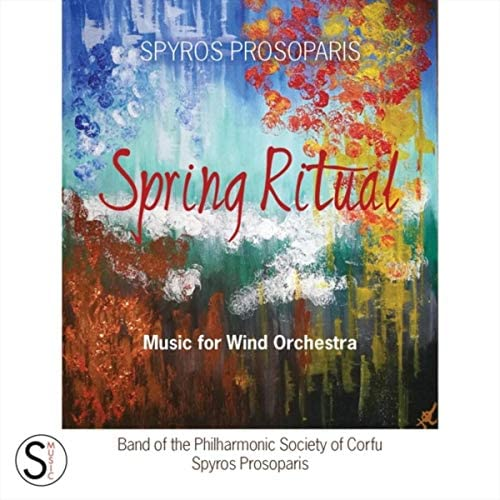 Spyros Prosoparis & Band of the Philharmonic Society of Corfu