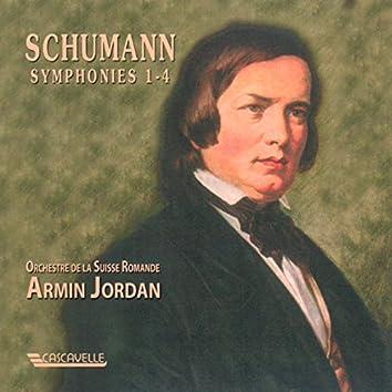 Schumann: Symphonies No. 1, No. 2, No. 3, No. 4