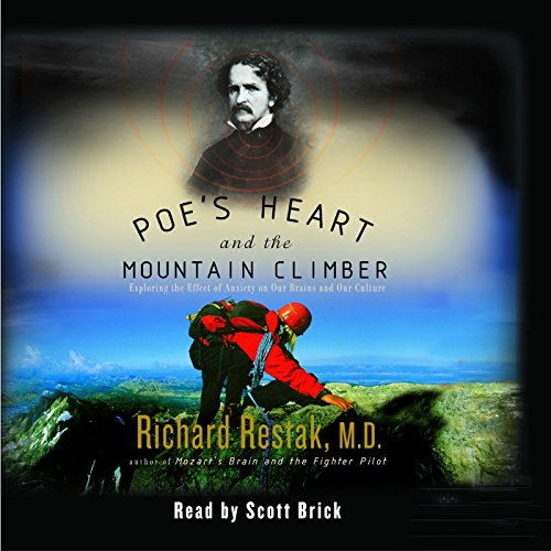 Poe's Heart and the Mountain Climber audiobook cover art