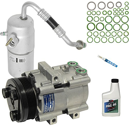 UAC KT 1404 A/C Compressor and Component Kit, 1 Pack