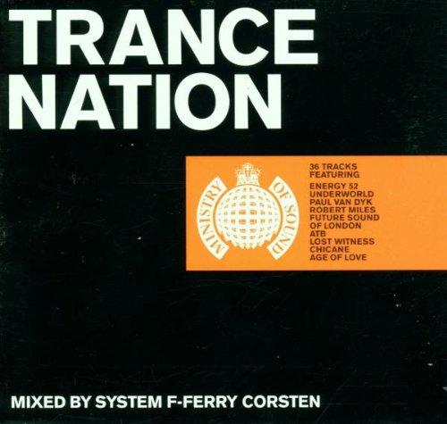 Ministry of Sound: Trance Nation 1