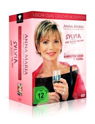 Die Uschi Glas Geschenk-Edition: Anna Maria - Eine Frau geht Ihren Weg + Sylvia - Eine Klasse für sich - Die kompletten Serie