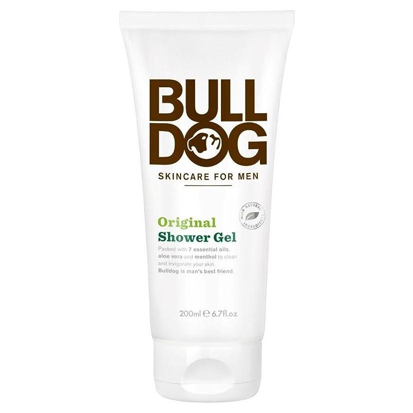 加害者しゃがむ無礼にBulldog Shower Gel - Original (200ml) ブルドッグのシャワージェル - 元( 200ミリリットル)