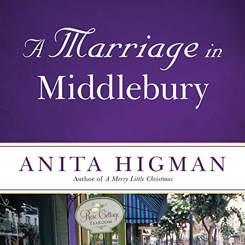 A Marriage in Middlebury audiobook cover art