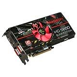 XFX ATI Radeon HD58501GB DDR52DVI/HDMI/Displayport PCI-Express Grafikkarte HD585X zabc