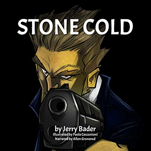 Stone Cold: Between a Stone and a Hard Place audiobook cover art