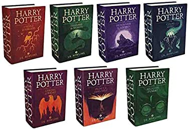 Coffret Harry Potter l'Integrale : Livres I a VII [ Harry Potter the Complete Set - Books 1-7 ] (French Edition)