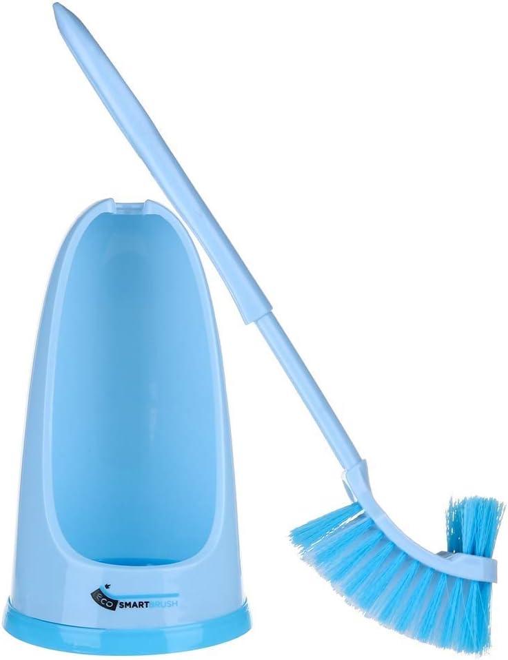 Toilet Bowl Brush and Holder Set Super for Lon Price Tulsa Mall reduction Bathroom Storage