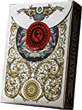Medieval Gold Playing Cards with Unique Seal and Free Card Game eBook, Stand Out with Cool Poker Cards, Black Deck of Playing Cards, Unique Illustrated Designs for Kids & Adults, Playing Card Decks