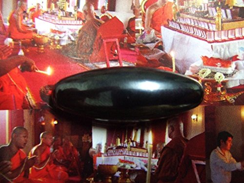 Holy and Powerful Thai Amulet- Natural Leklai Ring for Protection, Power and Wealth