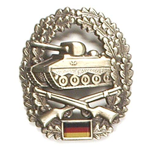 ABL BW Barettabzeichen Bundeswehr, Verschiedene Truppengattungen Farbe Panzergrenadier