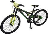 Mercurio Bicicleta Kaizer R26 Doble Suspensión, para Hombre