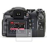 Vaxson Protector de Pantalla de Privacidad, compatible con Canon PowerShot S3 IS [no vidrio templado] TPU Película Protectora Anti Espía